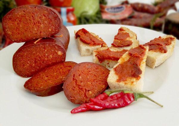 Nduja Spreadable Spicy Salami