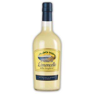 Crema di Limoncello della Scogliera One bottle 70cl