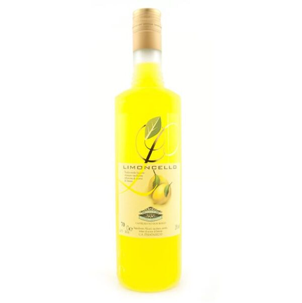 Limoncello Antica Distilleria Quaglia One bottle 70cl Lemon liqueur.