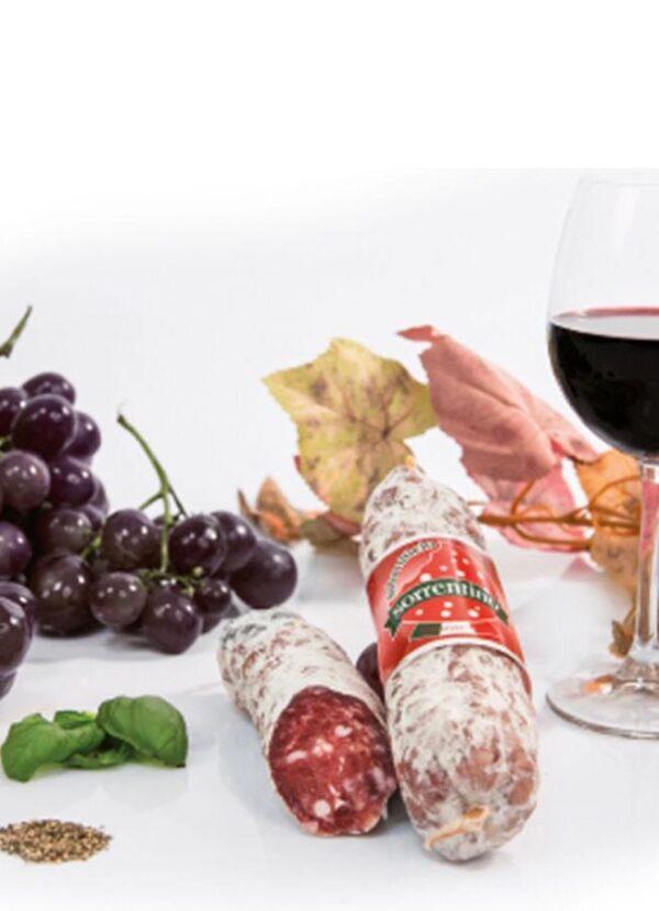 Montepulciano Wine Salame