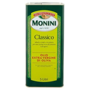 Extra virgin Olive Oil Monini 5 Litres