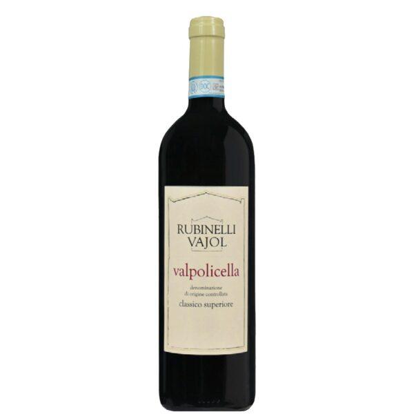Valpolicella Classico Rubinelli Vajol Rosso 75cl Red wine