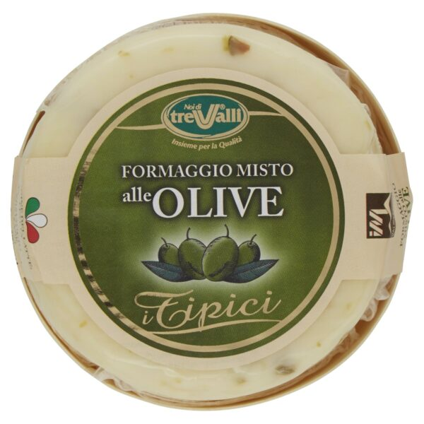 formaggio alle olive cheese